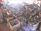 Davis Scrap Converters warehouse
